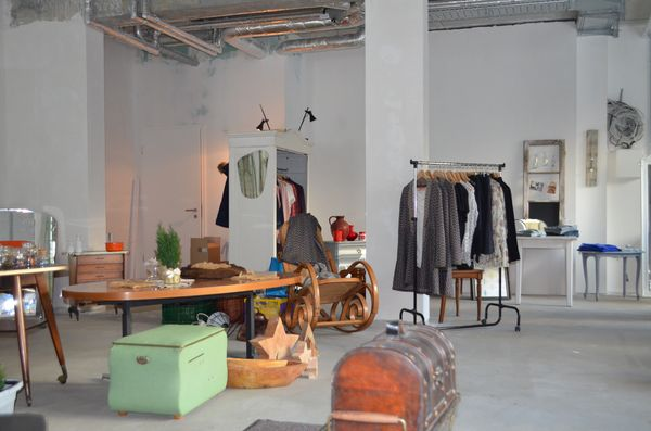 Pop up-Store_Kiel_Schlossstraße_Mode_Upcycling_Möbel_Accessoires